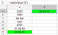 Skrypt Arkusza Google - Konwersja funkcji makr z Excel 2007 do arkusza google
