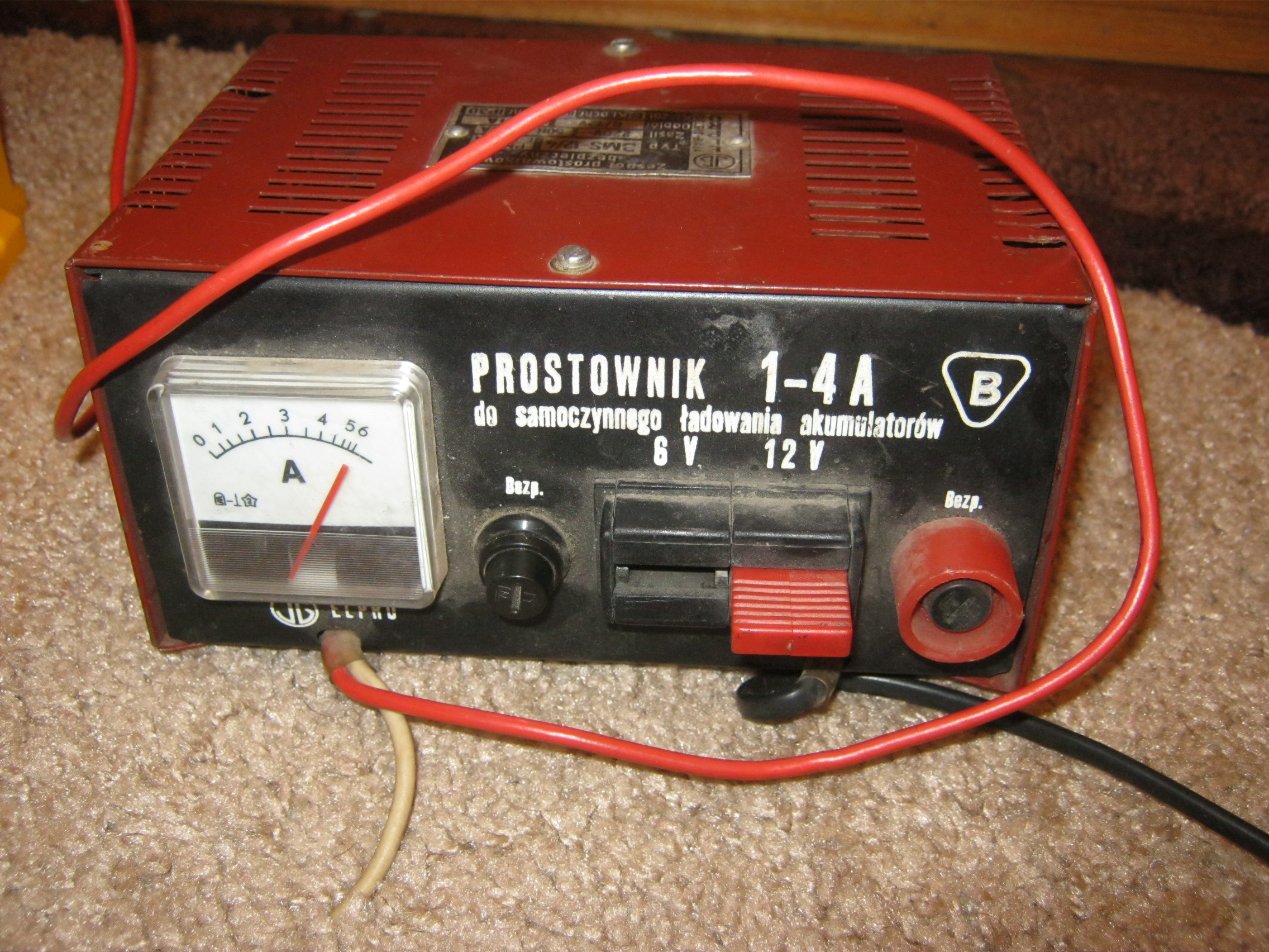 Czy akumulator 60Ah mo�na �adowa� prostownikiem 12V - 34-45Ah ?