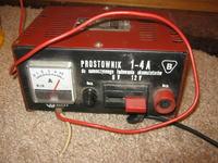 Czy akumulator 60Ah można ładować prostownikiem 12V - 34-45Ah ?