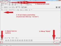 Versa 5 DLoadX - Połączenie przez RS232 bez możliwości odczytu i zapisu.
