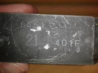 koparka Yanmar B12 - Uszkodzony regulator napięcia ,brak ładowania