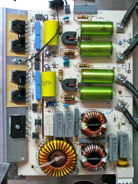 Plyta Indukcyjna Amica Pbf4vi506aftb Elektroda Pl