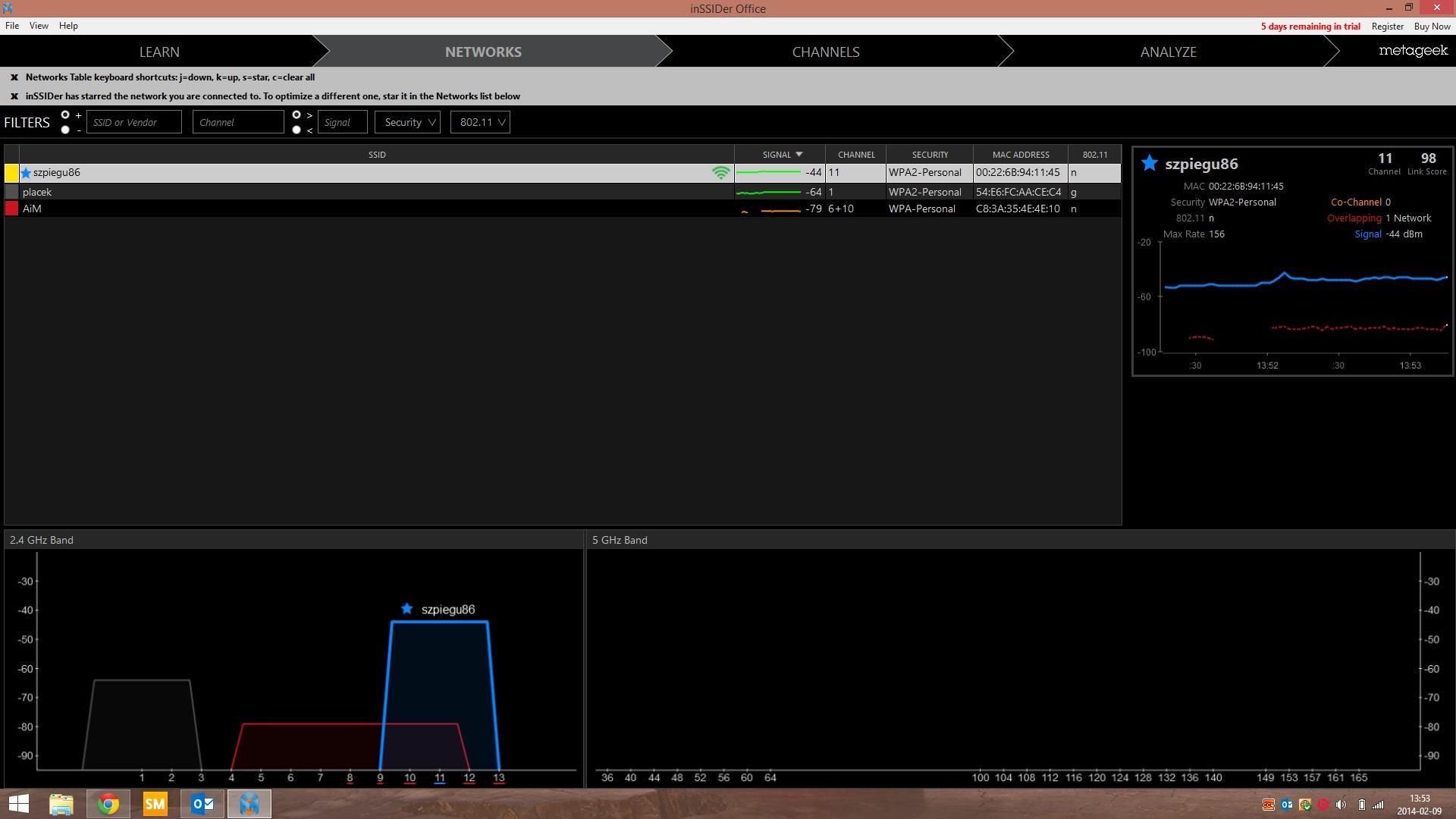 Cisco/Linksys WRT160N - S�aby sygna� wifi zanik internetu mimo widoczno�ci sieci