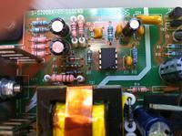 Mikser SOUNDCRAFT EPM12 - Nie wzmacnia sygnału - uszkodzenie zasilacza?