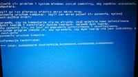Fujitsu-siemens AmiloPro/V2055 - Błąd podczas instalacji windowsa XP, BSOD.
