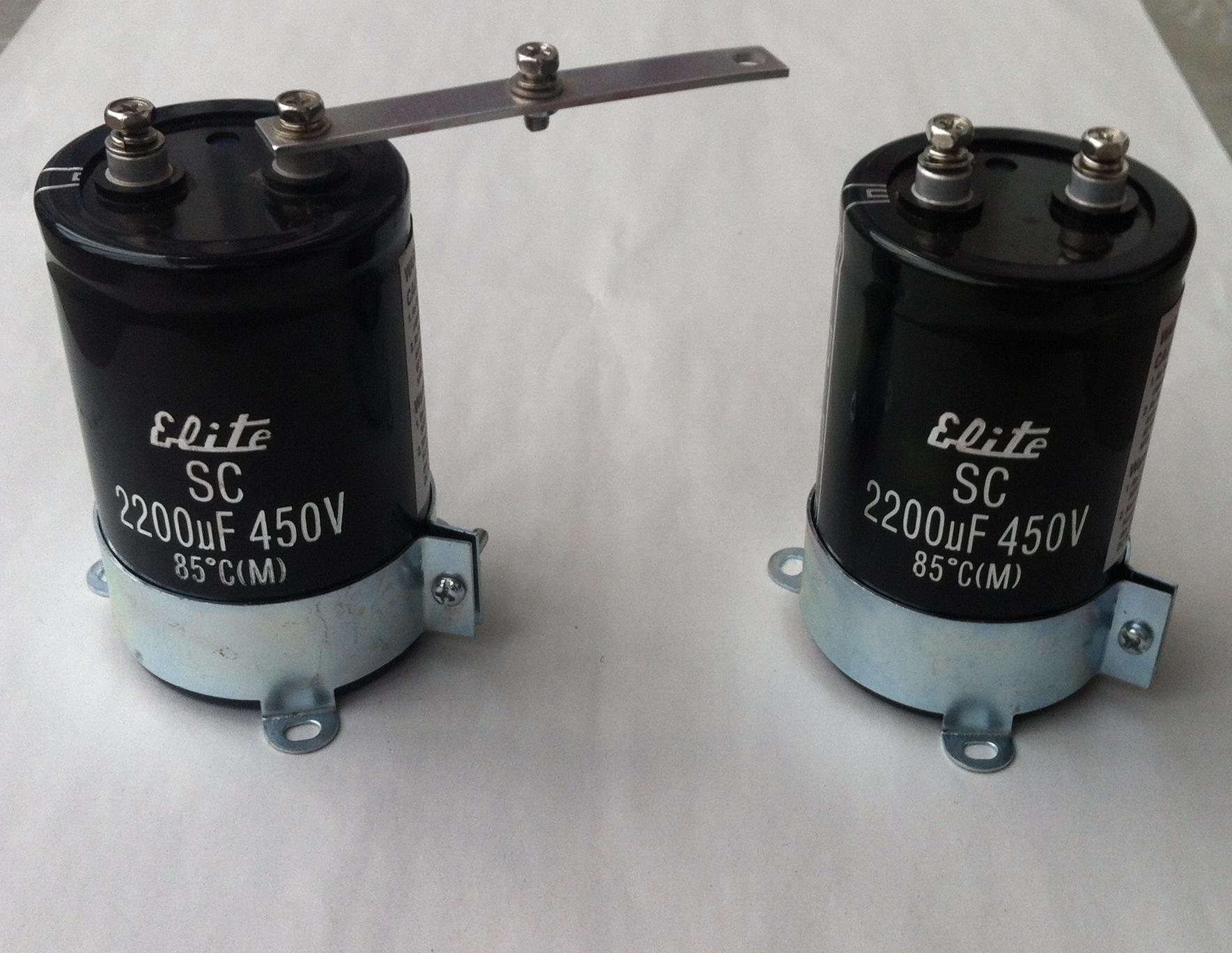 [Sprzedam] Kondensator elektrolityczny 2200uF 450V, 2200uF/450V