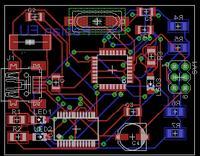 Programator USB zgodny z STK500 v2 (SMD)- obsługa pod WIN7 !!