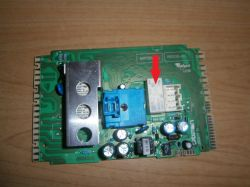 Whirlpool AWO/C 61010 - nie startuje, pokazuje błąd F12 mimo wymiany grzalki