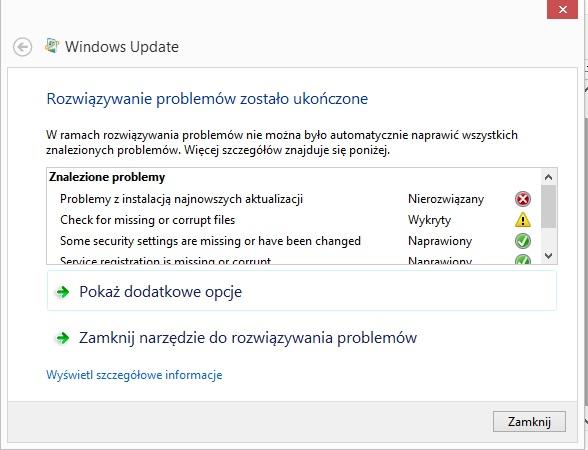 Lenovo S210 - Windows 8 - nie dzia�aj� aktualizacje, nowy komputer