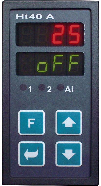 Sterownik, regulator temperatury Ht40 A - szukam instrukcji