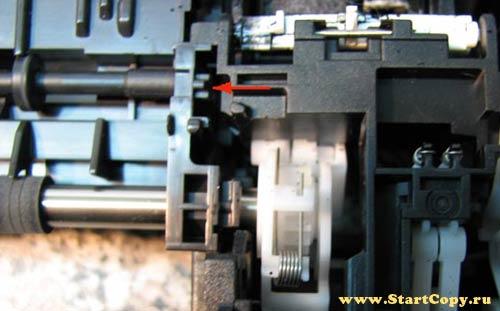 Canon MG5150 - Błąd 6C10 przy drukowaniu