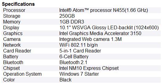 Lenovo S10-3 Rzeczywi�cie taki wolny?! [Win7 Starter]