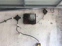 Zwarcie w starej instalacji-Brak prądu