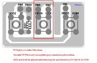 TTI 880 uszkodzone zablokowane przyciski