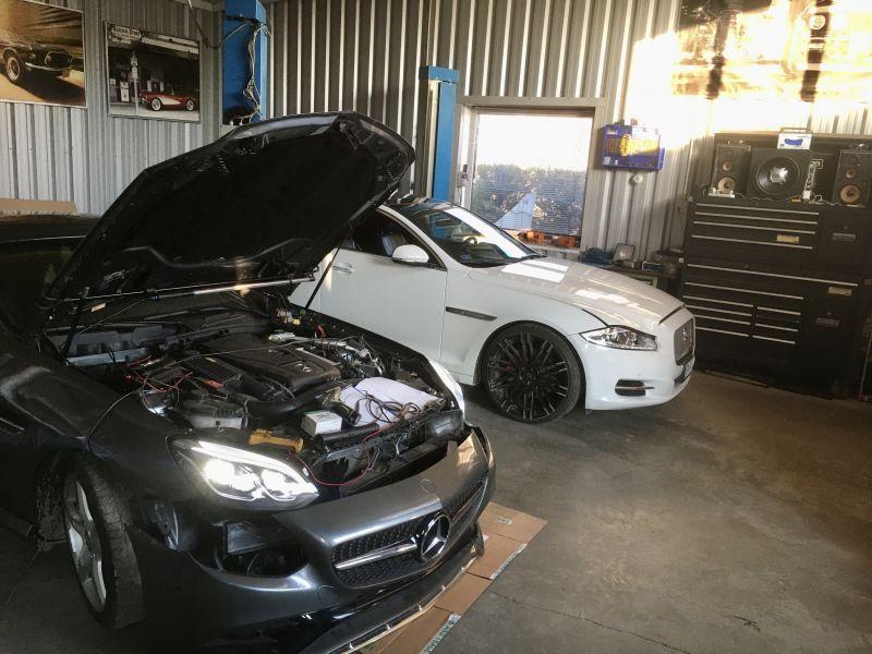 Mercedes slk 15 rok kodowanie - Kodowanie oswietlenia z H7 na LED ILS