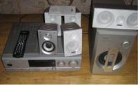 Amplituner Philips FR 984 + TV Panasonic TX-L47DT50 ?