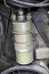 Poszukuj� cewki zap�onowej do silnika Tatra 603