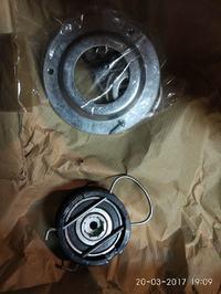 Bosch WOB 1600 AWG 650 680 - wymiana łożyska bębna