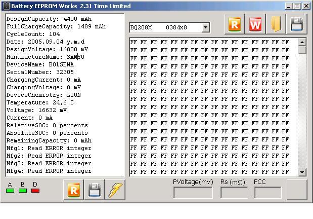 Bateria Acer 63d1 (Aspire 3020/5020)