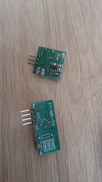 Clarus + RaspberryPi - Bezprzewodowe sterowanie stycznikami gniazd Rpi