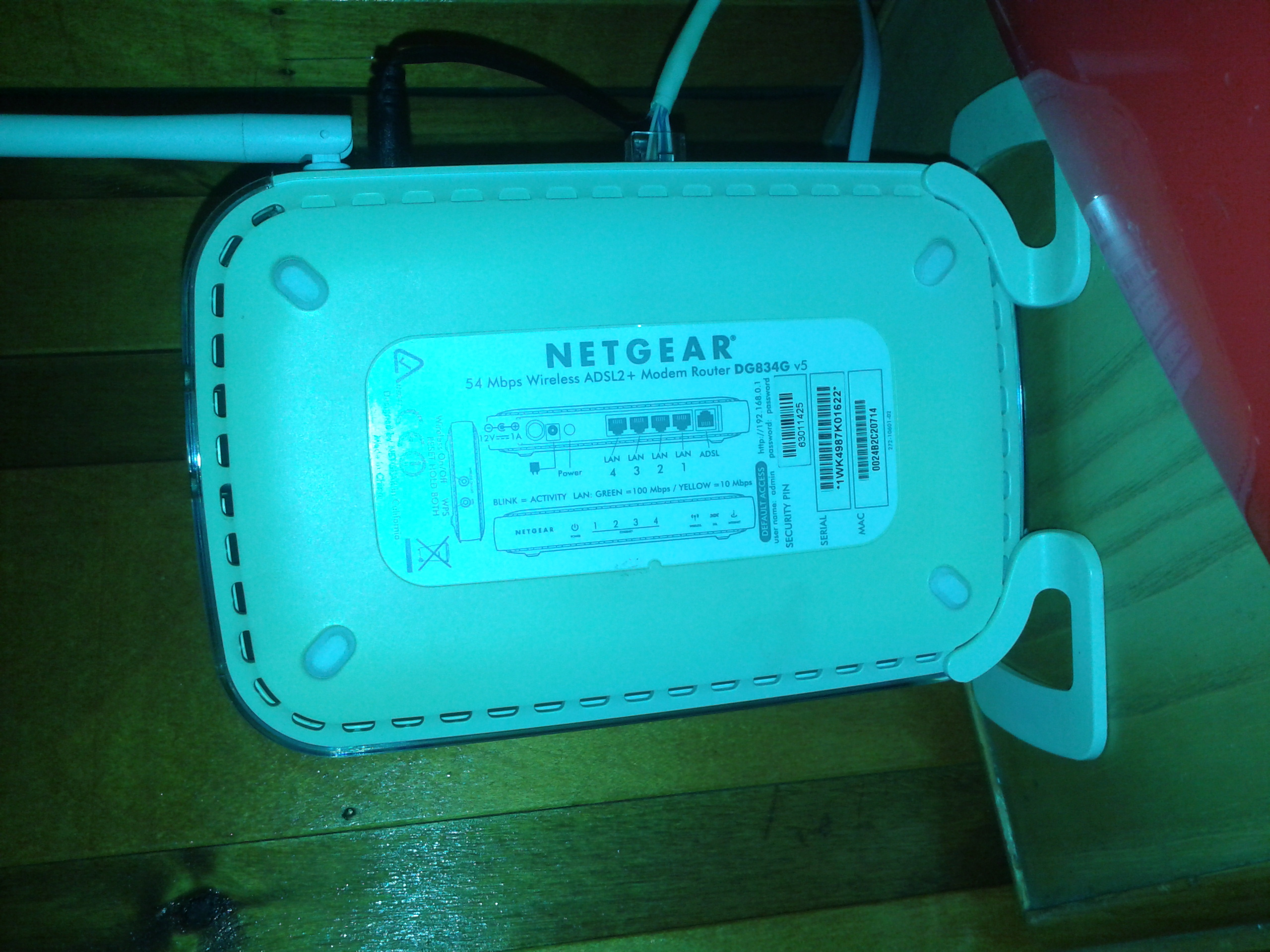 Router Netgear - Pod��czenie do telewizora Samsung