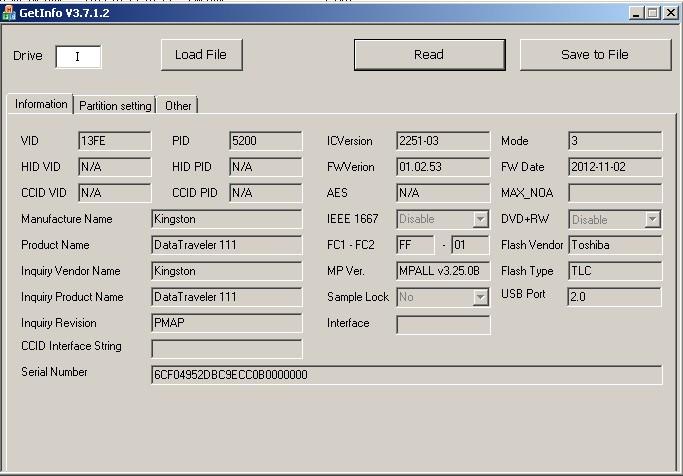 kingston DataTraveler 111 32 G - dysk jest zabezpieczony przed zapisem