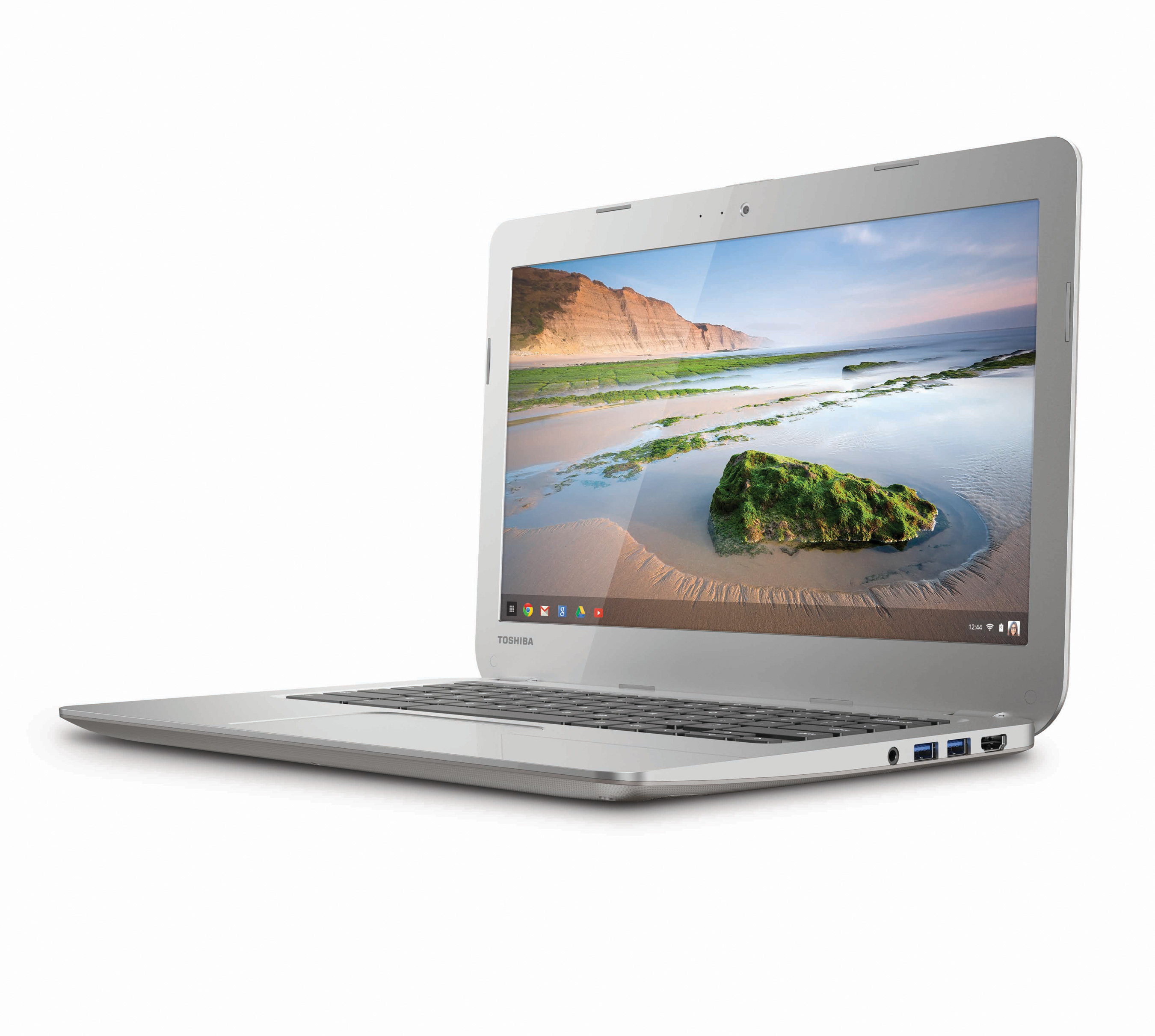 Toshiba Chromebook - notebook z Haswell, Chrome OS za 280 USD na CES 2014