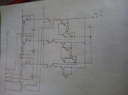 Opór indukcyjny cewki w obwodzie prądu stałego