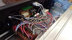 Piekarnik Amica EBI 8562 AA - przegrzewa się górny panel