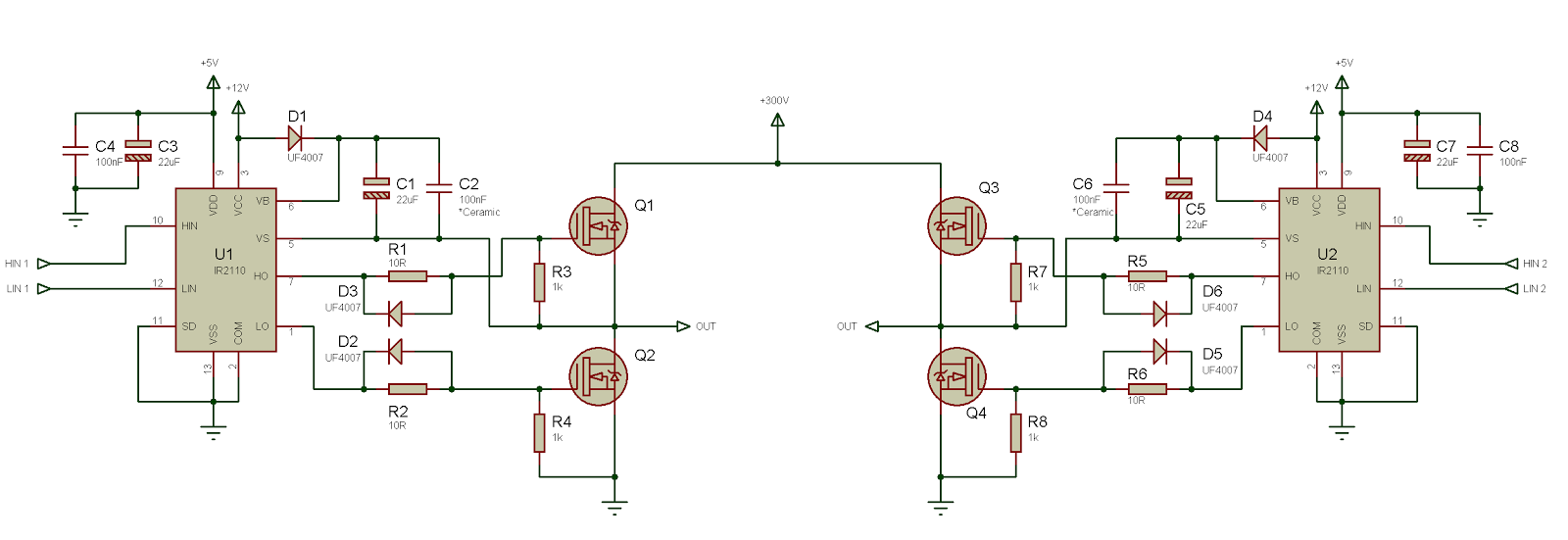 Electronics Irc Archive For 2014 05 06 Igbt Inverter Circuit Transistor Likewise Motor Drive On