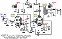Nowoczesne lampy do małego wzmacnicza audio