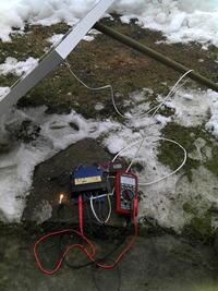 Autonomiczny system fotowoltaiczny - zasilanie Satel Micra