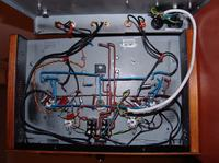 Wzmacniacz lampowy DIY na ECL 86 i EM84
