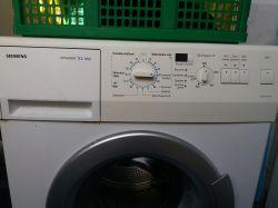 Pralka Siemens Siwamat XL 1250 - nie odpompowuje wody, nie wiruje