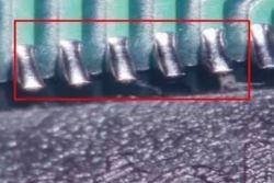 Jak projektować płytki drukowane PCB - część 17 - błędy podczas montażu QFN
