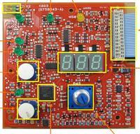 Kemppi Minarc EVO 150 uszodzone zabezpieczenie termiczne
