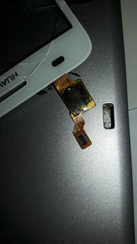 Huawei G620s - Nie uruchamia się po wymianie dotyku..