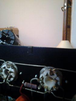 Wzmacniacz Mesa Boogie 50/50 - Jedna z lamp/gniazd pali się (wzmacniacz nie dzia