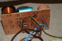 SONY SS-A905 zwrotnice które kondensatory wymienić.