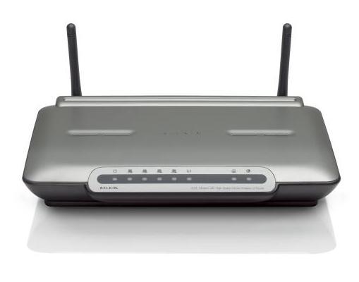 Nowy router Belkin Wireless G+MIMO. Tanio sprzedam  Wi-Fi