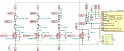 Podłączenie MOSFET do ładowarko-rozładowywarki akumulatorów 12V