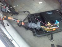 Passat b5 1.8 nie dzia�a elektronika wn�trza i klapa baga�nika nie zamyka