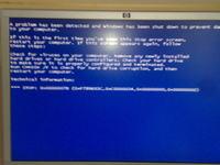HP mini 210 1140sw b��d podczas instalacji XP