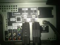 Trzeszczą głośniki wieży Technics SE-CH505a podłączone do telewizora Panasonic!