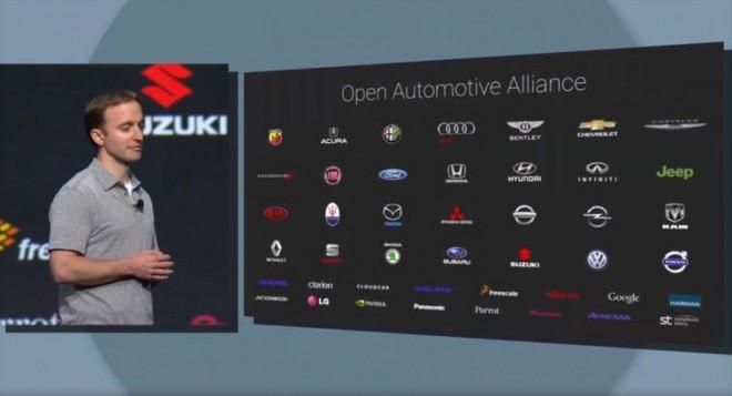 Android Auto - nowa platforma dedykowana samochodom.