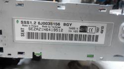 TECHNISAT SEAT TOCA - SSS 1.2 6J0035156 Kod szyfrowany w 24C16