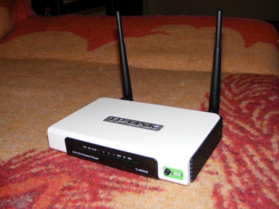 Stacja meteo na routerze (OpenWrt)