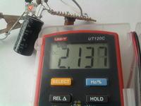 Joule Thief Long Life, czyli LED z paluszka 1,5V na lata.