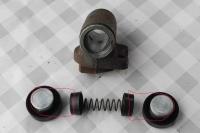 Hamulce tylne i cylinderki