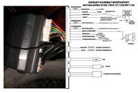 Renault 19 - Alarm langeford brak przycisku reset
